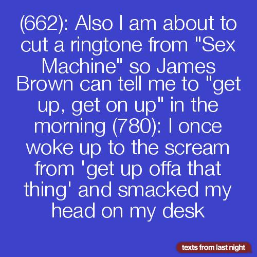 woke up this morning ring tone